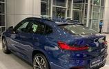 寶馬新款x4 m40i 款SUV,百公里加速4.6秒