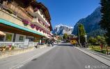 雪山下的瑞士小鎮,歐洲最美的山峰聚集於此,宛若仙境