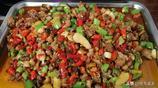 四川南充:這家江湖菜館雖然不大,但是店家用心,菜品很有特色