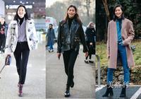 帥氣有範的中性風穿搭,這個冬天做個酷酷的女孩