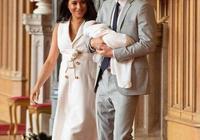 哈里抱兒子現身!英女王與差93歲曾孫見面,隨性穿搭比梅根時髦!