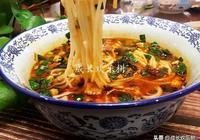 在西安,好多人為了這碗麵,連懶覺都戒了,陝西媳婦分享家常做法