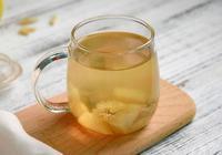 雪梨麥冬菊花茶的做法