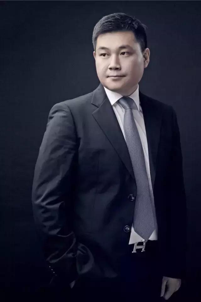 2017年中國40位40歲以下的商界精英