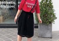 身材胖的女人,掌握2點穿衣顯瘦技巧,你也能像這位博主一樣顯瘦