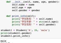 Python面向對象之訪問控制