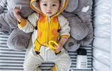 快過年啦!寶寶新潮哈衣,保暖舒適,可愛萌趣,換尿片簡單不受凍