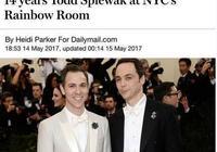 """《生活大爆炸》""""謝耳朵""""與男友在紐約完婚"""