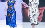 世凡·張權2019秋冬大秀 一件好的旗袍更是一件精美的藝術品