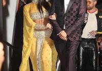 金·卡戴珊參加萬聖節派對模仿雪兒 網友:她比雪兒更美豔!