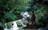 莫干山:漫步山間竹徑流泉淙淙,飛瀑轟鳴,氤氳霧氣,繚繞衣裙!