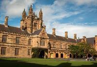 澳洲悉尼大學會計專業世界排名