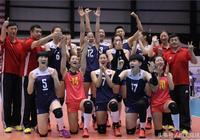 女排世青賽中國隊闖進決賽