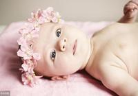 寶寶顏值高,原來寶寶還在肚子裡的時候,媽媽就開始做準備了