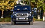 每個男人心中的夢想,AMG級版本的奔馳大G,耗子皮灰色欣賞!