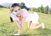 人像攝影:開心的高爾夫球寶寶