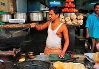 印度土豪來中國旅遊,包下整個餐廳吃飯,有錢就是任性