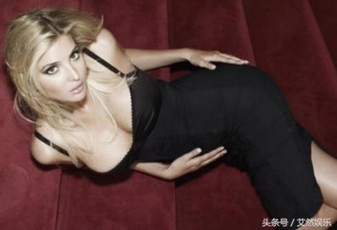 身價21億的超模伊萬卡,網友:哪方面都比不過,她是人生贏家