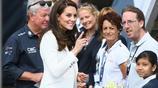 凱特王妃開心出席活動