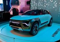 緊湊型跨界電動車 起亞Habaniro概念車國內首發