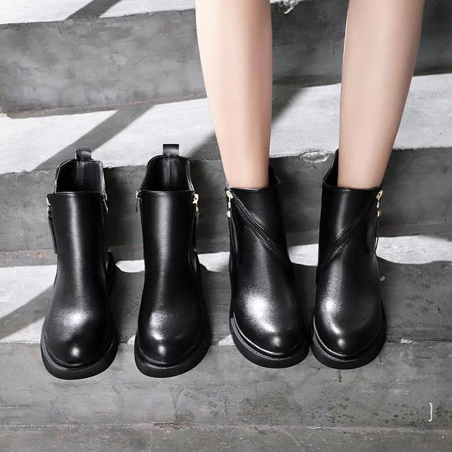 """這幾款""""踏雪靴""""讓人一見鍾情,推薦70後女人,穿著暖暖又洋氣"""