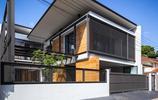 住宅設計:泳池庭院美了這個有5個臥室的18X22鋼結構別墅,後附圖