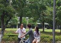 古力娜扎徐正曦俊男美女人大拍戲,網友:看到娜扎的長髮眼前一亮