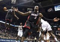 """兩次""""詹韋連線""""就此成為絕唱,從此NBA再無他們的配合!"""