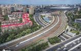 """高鐵界的""""金鳳凰""""!實拍時速350公里復興號,比飛機還快"""
