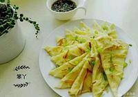 土豆絲雞蛋餅的做法