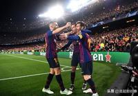 歐冠戰報:梅西2球巴薩大勝曼聯晉級,尤文爆冷遭逆轉出局