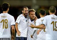 意大利1-1馬其頓鎖定小組第二,基耶利尼破門