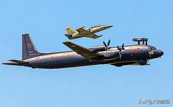 軍事丨伊爾-38反潛偵察機!