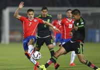美洲盃:智利 VS 烏拉圭,智利保持不敗