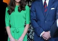 綠色衣服怎麼穿才不土,看看凱特王妃怎麼穿,只能說氣質逆天
