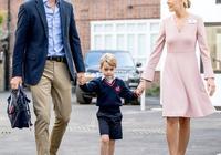 喬治王子入學第一天 凱特王妃:想他想他想他