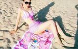 沙灘愛美女,美女更愛沙灘!沙灘美女!