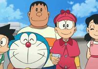 哆啦A夢真人版演員,靜香真人美如畫,哆啦A夢形象慘不忍睹