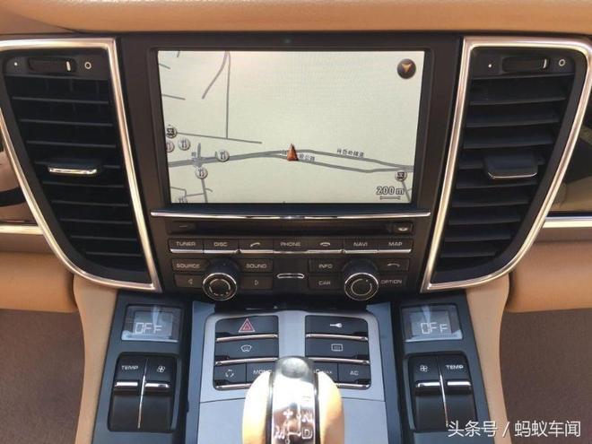 實拍2010款 保時捷帕拉梅拉,高檔掀背轎跑 7年車齡還嶄新