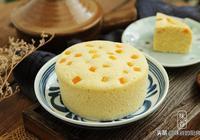 小米這麼做蛋糕,好吃不上火,讓孩子愛上粗糧,寶媽們快試試吧!
