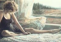 美國藝術家史帝夫·漢克思水彩畫作品裡生活中每一個溫馨的時刻