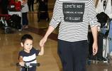 還沒結婚的演員耿樂抵達威尼斯機場 兩歲兒子首度曝光!