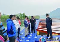 與江河為伴 做水上交通安全的守護者