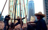 廣東1992年,美國記者拍攝的深圳打工者