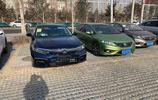喜提本田inspire混動頂配,性價比比雅閣高,月光藍車身帥到掉渣