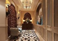 設計源於生活高於生活!深圳曦城六期400平別墅,歐式混搭風很精緻