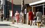 老照片:上個世紀七十年代初的日本九州,時代的變遷!
