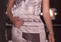 """""""報紙裝""""你可敢穿?吊帶裙、襯衫裙、七分褲都有,能get嗎?"""
