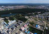 吉林延邊安圖縣最大的鎮,比縣城還要大,名字四個字