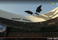 英雄聯盟總決賽:開幕式那條遠古巨龍的出現,原來用的是這種技術
